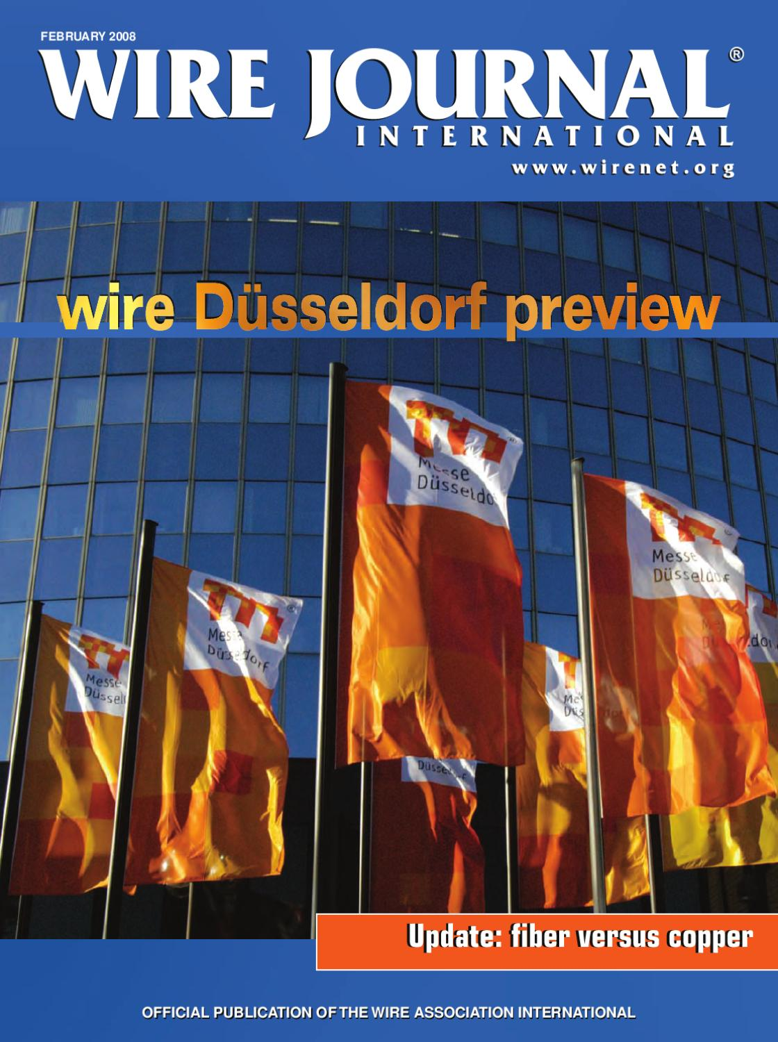 Düsseldorf Fundbüro Wire Dusseldorf Preview By Wire Journal International Inc Issuu