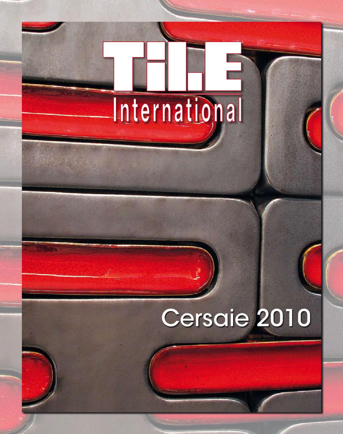 Arredobagno Este Tile International 3 2010