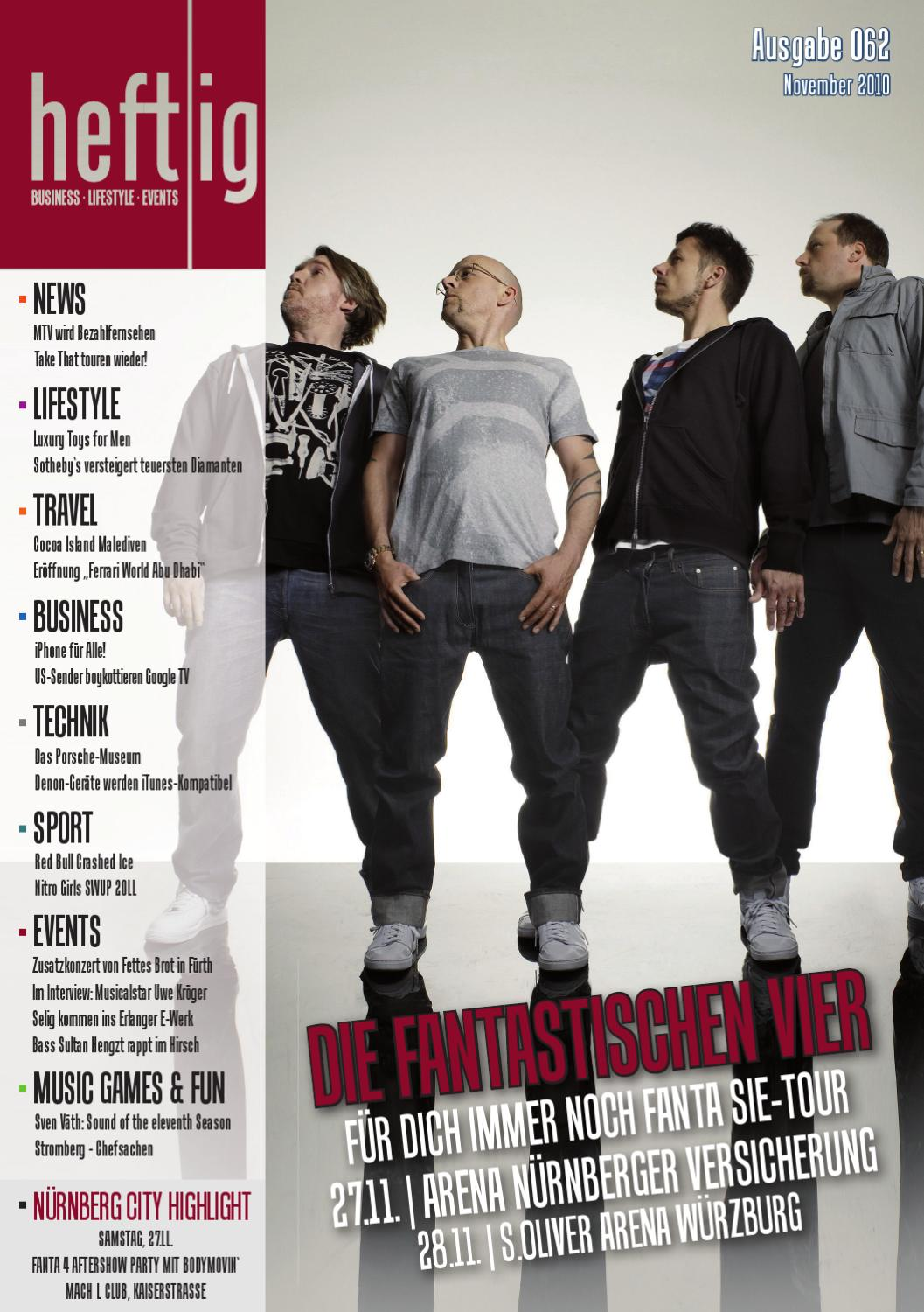 Ig Weisser Heft Ig Magazin November 2010 By Heftig Magazin Issuu