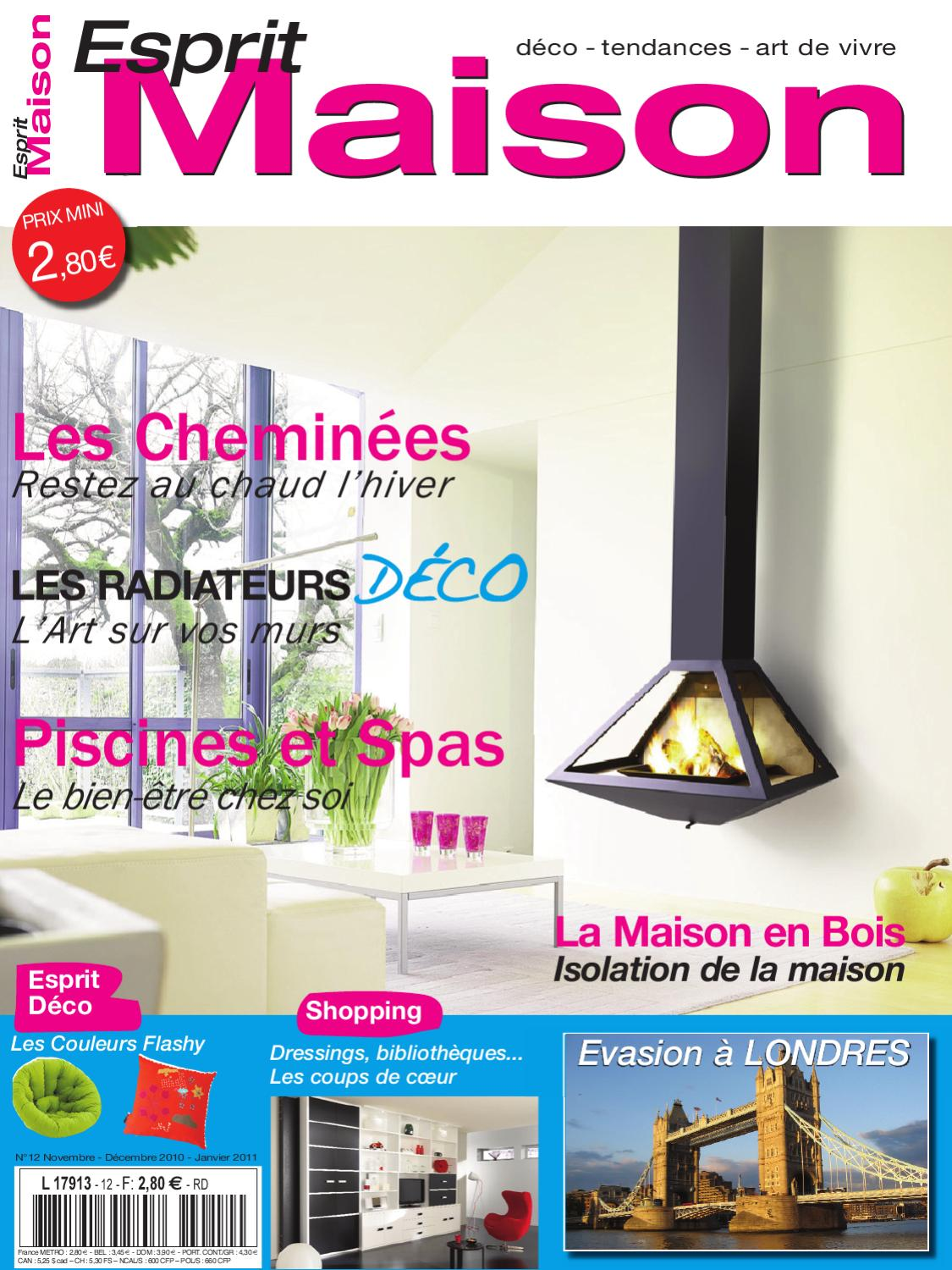 Thermadeco Esprit Maison 12 By Morgane B Issuu