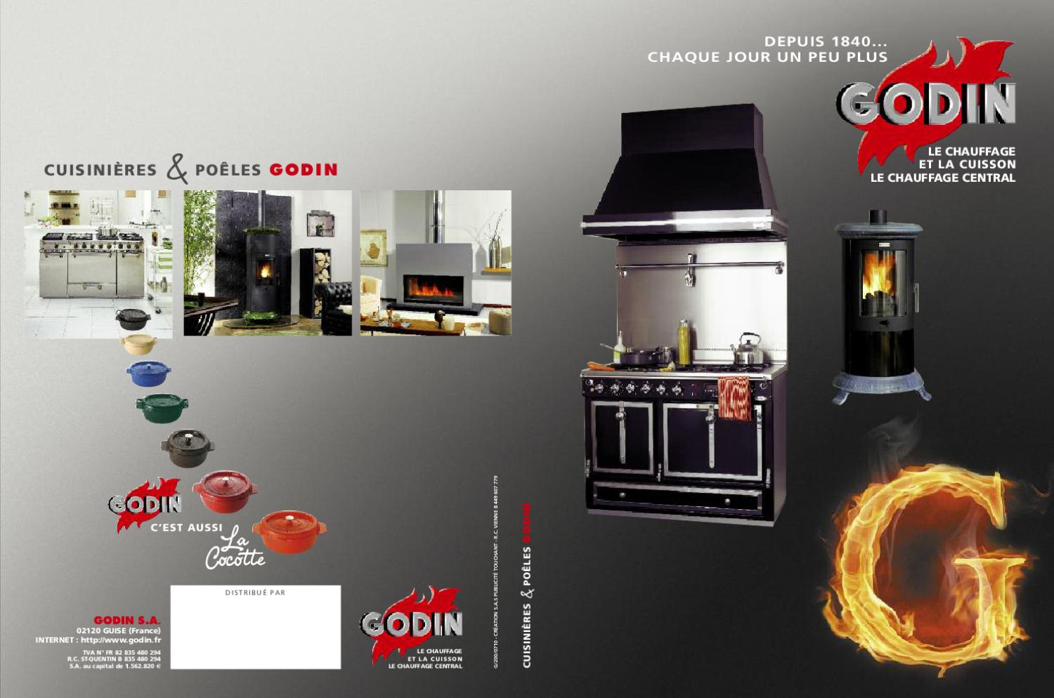 Catalogue Godin By Moret Renaud Issuu