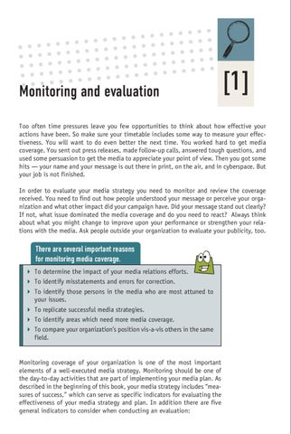 How to communicate Media by Koma Design Studio - issuu - how do you determine or evaluate success