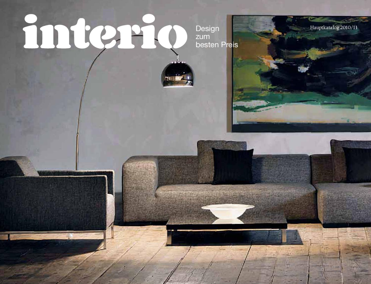Interio Sofa Grün Interio Hauptkatalog 2010 2011 By Aktionsfinder Gmbh Issuu