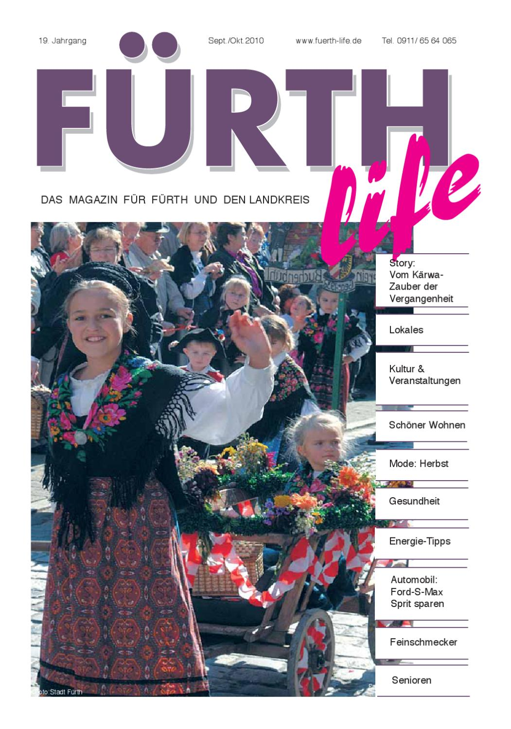 Fuerth Life Oct 10 By Stratistic Issuu