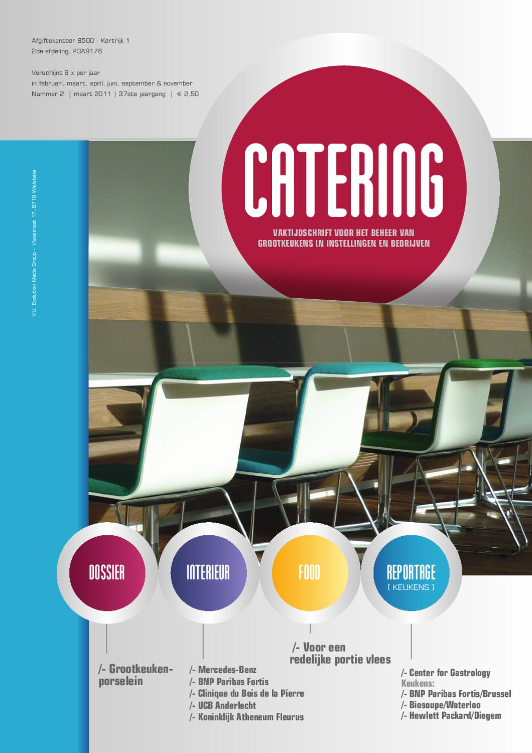 Goedkope Keukens Brussel Cateringmaart2011 By Evolution Media Group Issuu