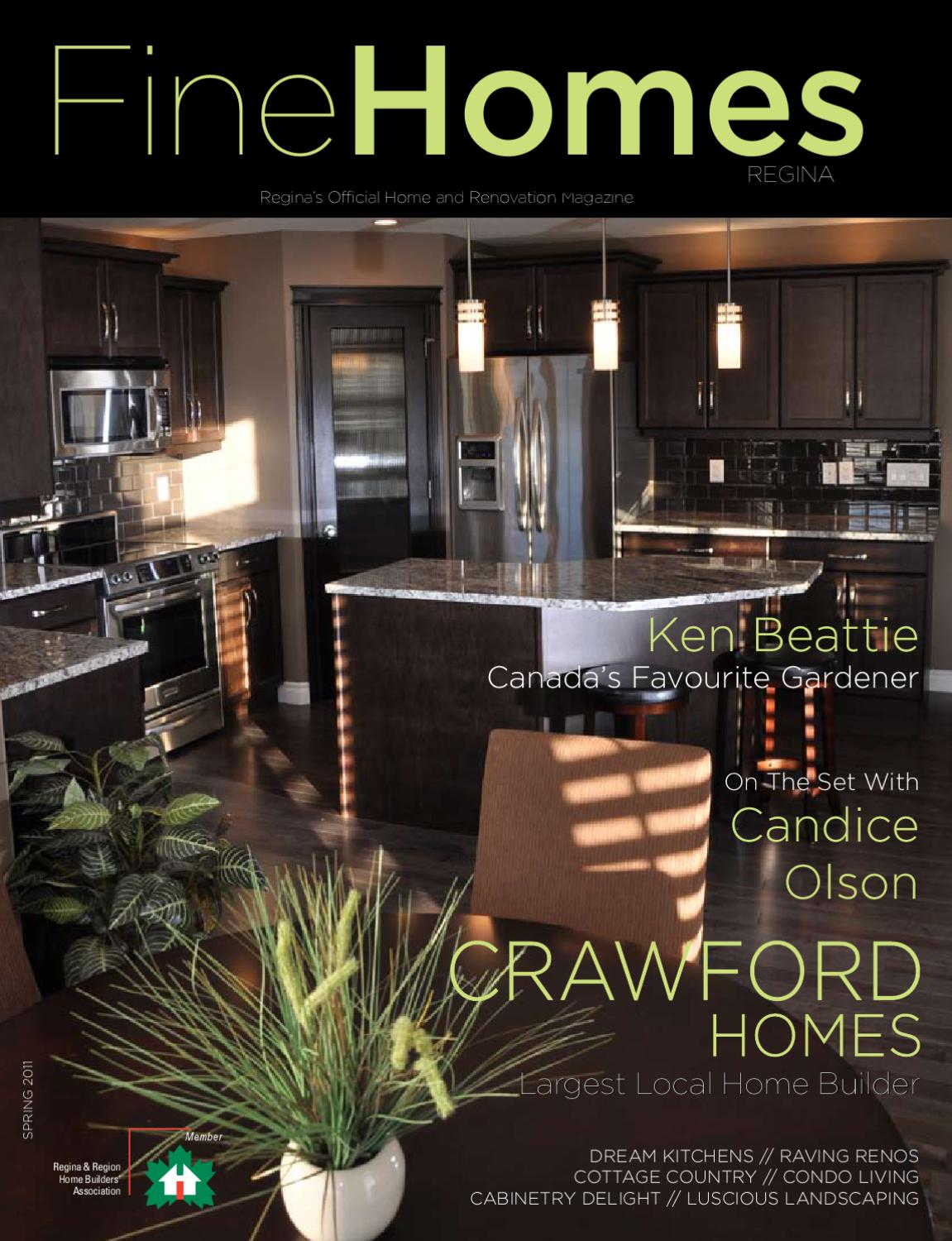 Finehomes Regina Spring 2011 By Fine Issuu