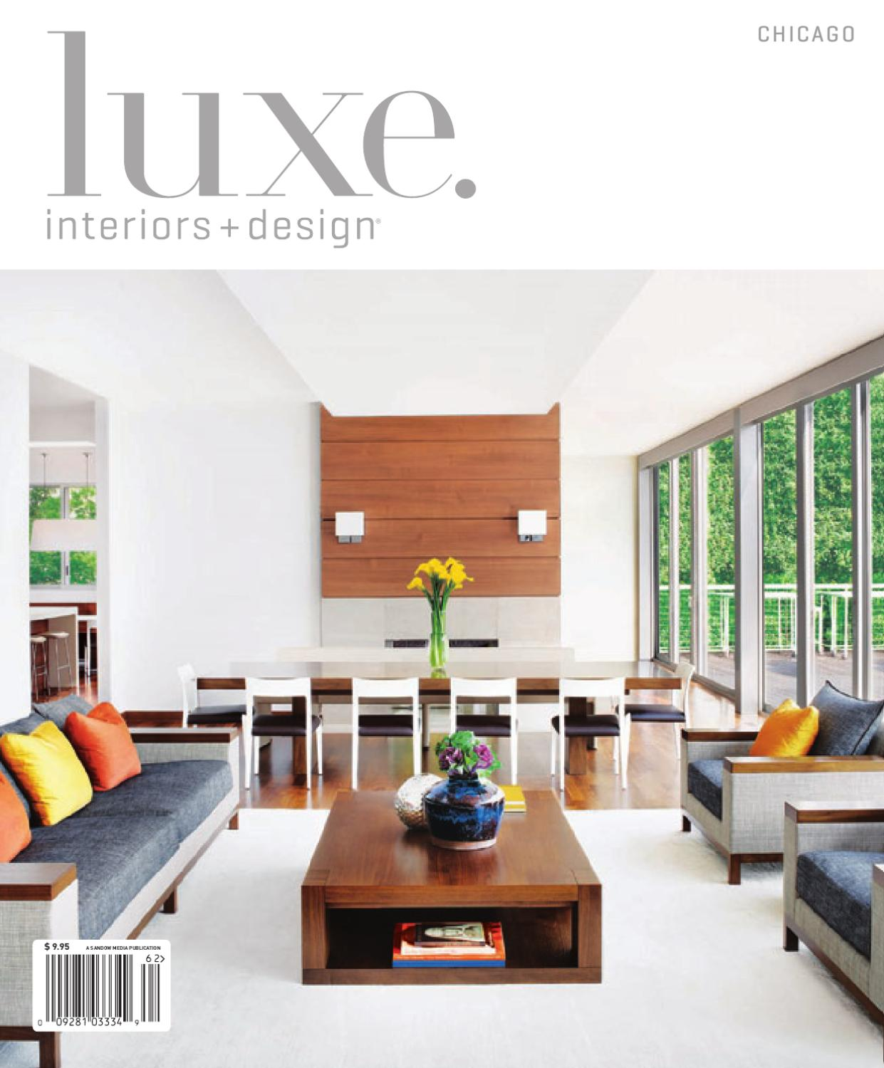 Interio Sofa Marilyn Luxe Interior Design Chicago By Sandow Media Issuu