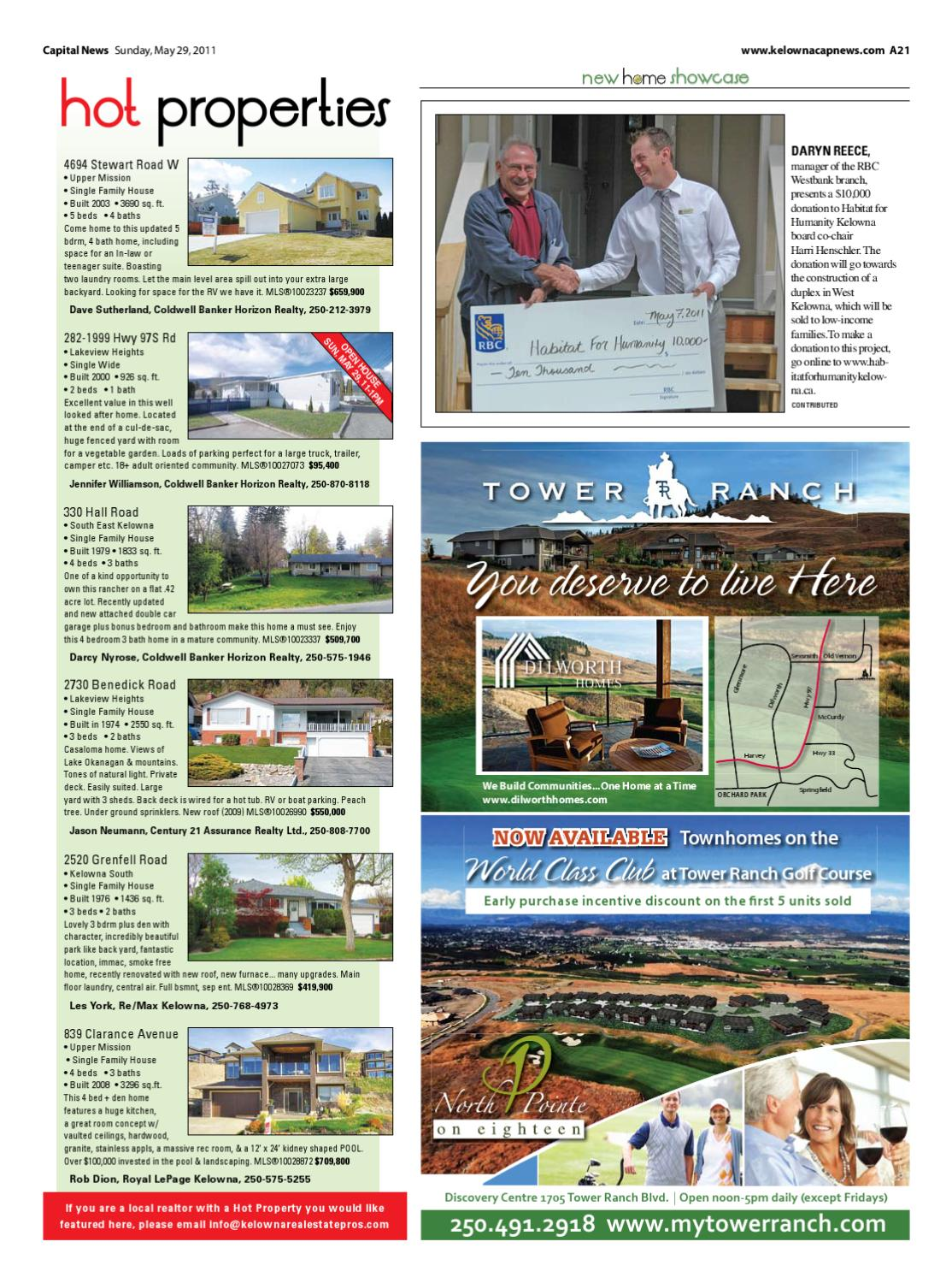 Assurance Garage Location Kelowna Capital News 29 May 2011 By Kelowna Capitalnews Issuu