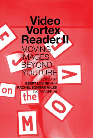 VideoVortex 2 by Institute of Network Cultures - issuu
