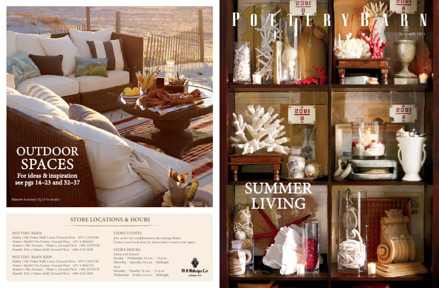 Pottery Barn By 800mag Com Website Issuu