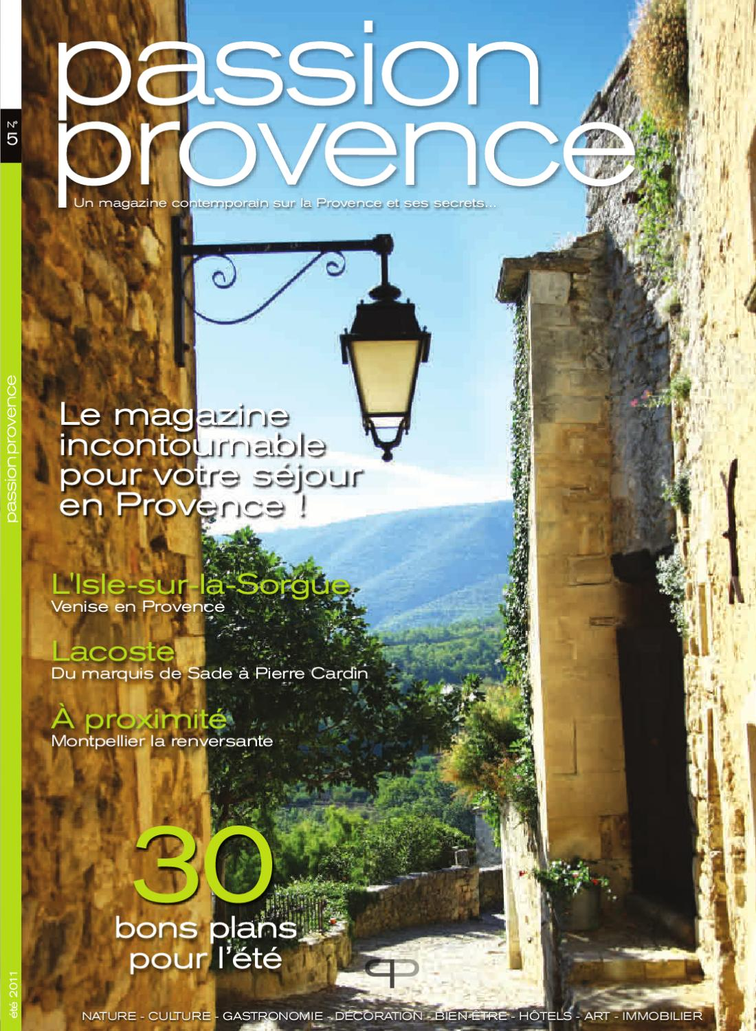 Cuisines Fabre Robion 84 Passion Provence 5 By Effective Media Issuu