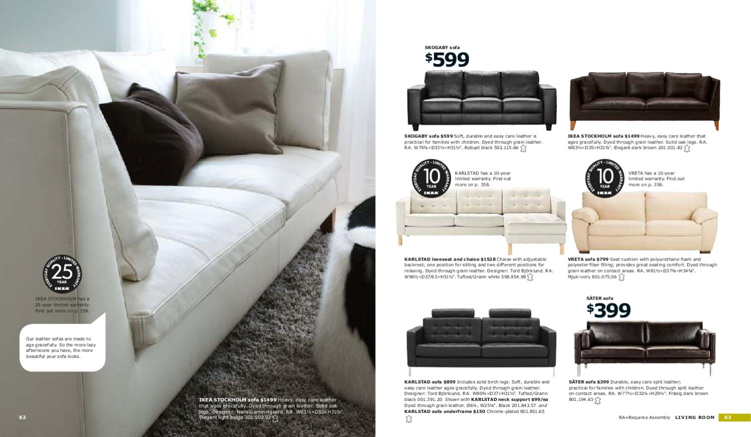Ikea Sofa Säter Ikea Catalog 2012 Usa Version English By Lakbermagazin Issuu