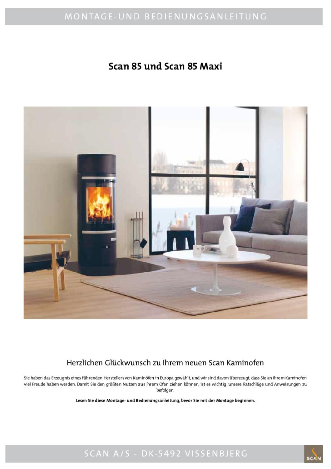 Scan Kaminofen Bedienungsanleitung Jotul Wood Stoves By Smoke Fire Issuu