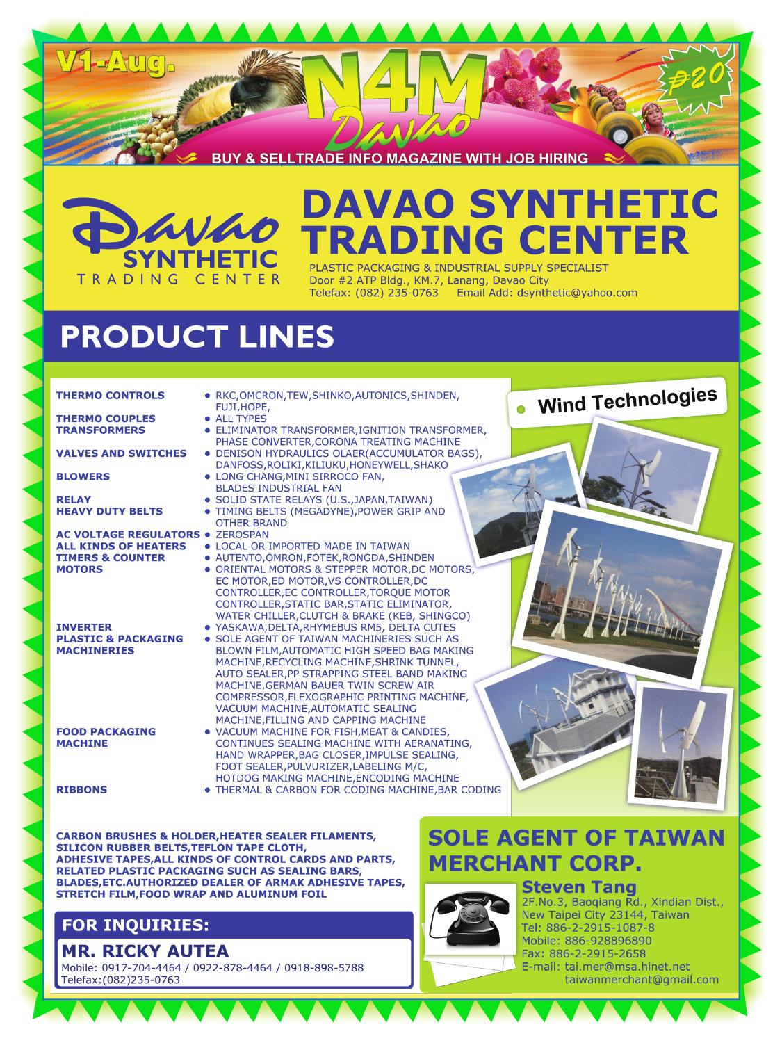 Sala Set In Davao City N4m Davao August Issue