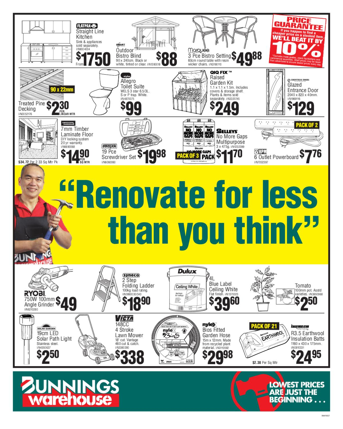 Pop Up Gazebo Bunnings Bunnings Test Catalogue By Brett Chaney Issuu