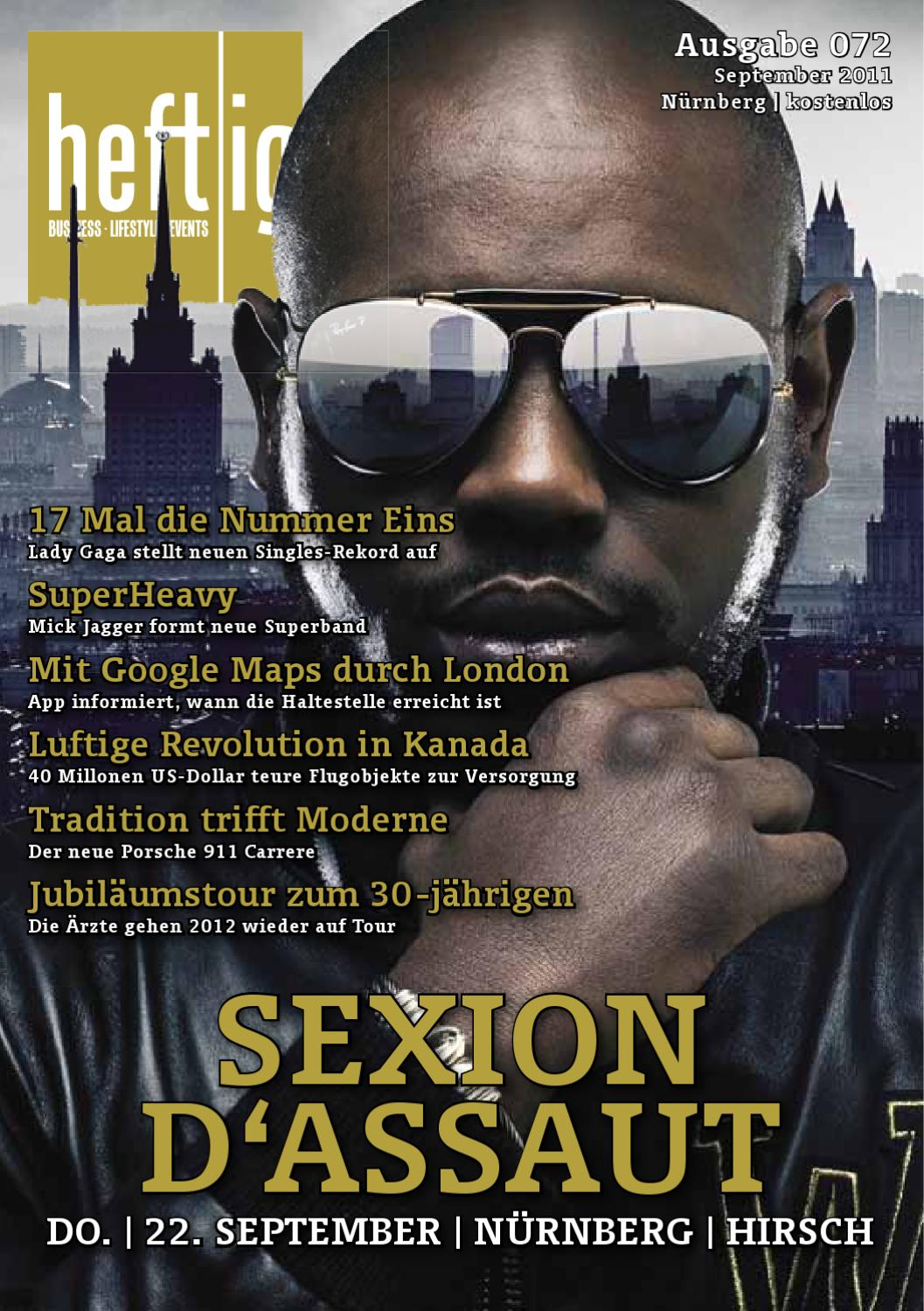 Ig Weisser Heft Ig Magazin September 2011 By Heftig Magazin Issuu