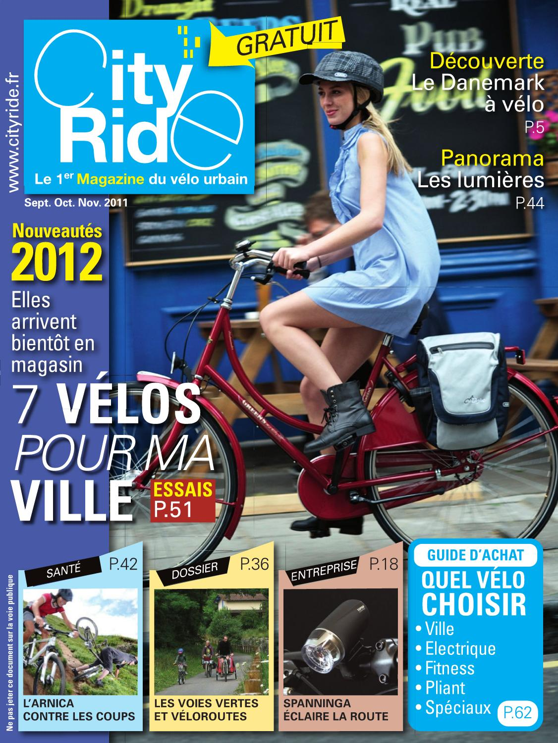 Magasin Velo Melun City Ride 13