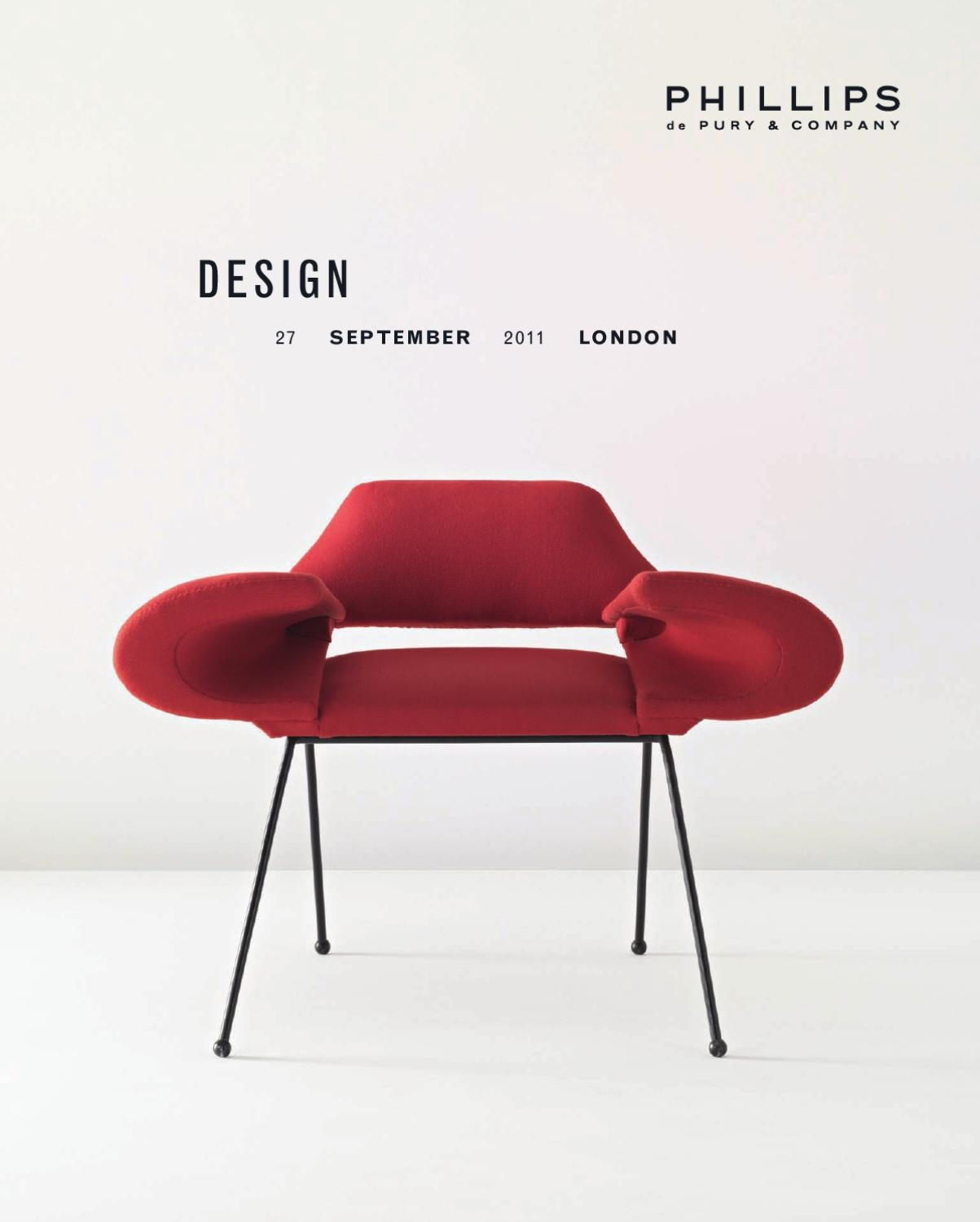 Design By Phillips De Pury Co Issuu