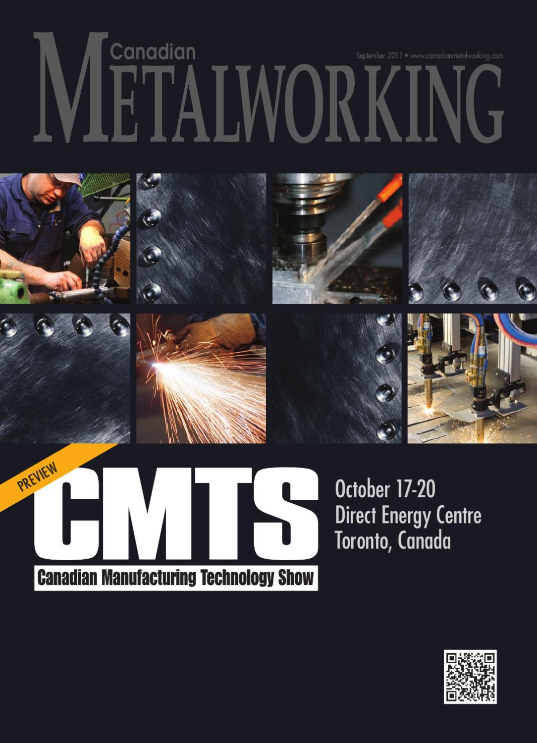 Canadian Metalworking By Annex Business Media Issuu - 282 Goldene Uhr Von Haas Cie