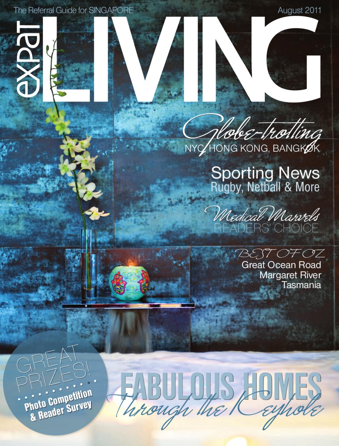Peg Perego Book Plus 51 Occasion Expat Living Singapore August 2011 Issue 109 By Expat