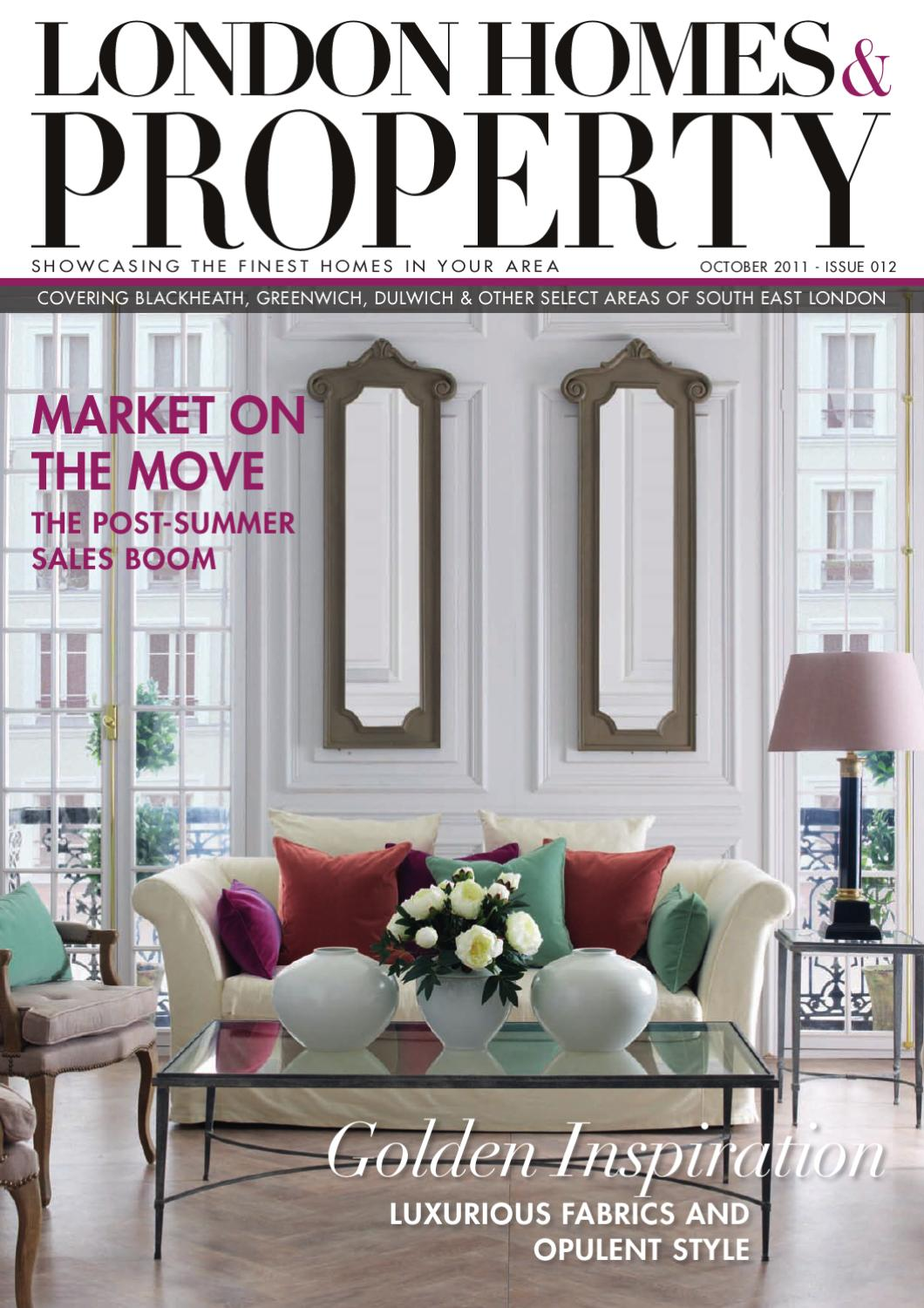 London Homes Property South East October 2011 By Runwild Media Group Issuu