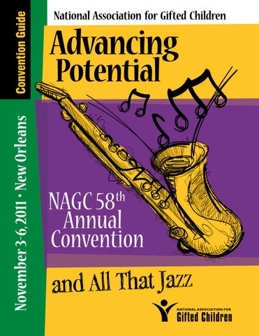 NAGC 58th Annual Convention Program by National Association for