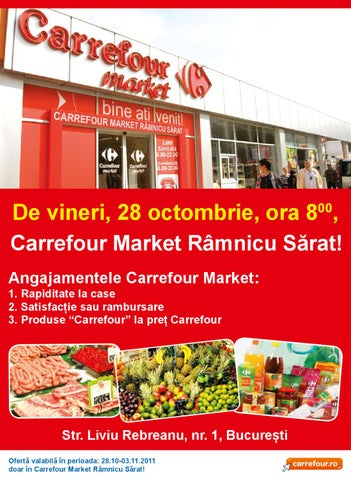 Entry4 Catalog Special Deschidere Ramnicu Sarat By Carrefour