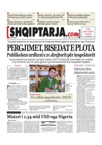 shqiptarja by altinoo - issuu