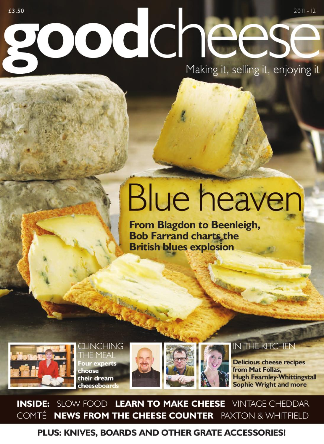 Good Cheese 2011 12 By Guild Of Fine Food Issuu
