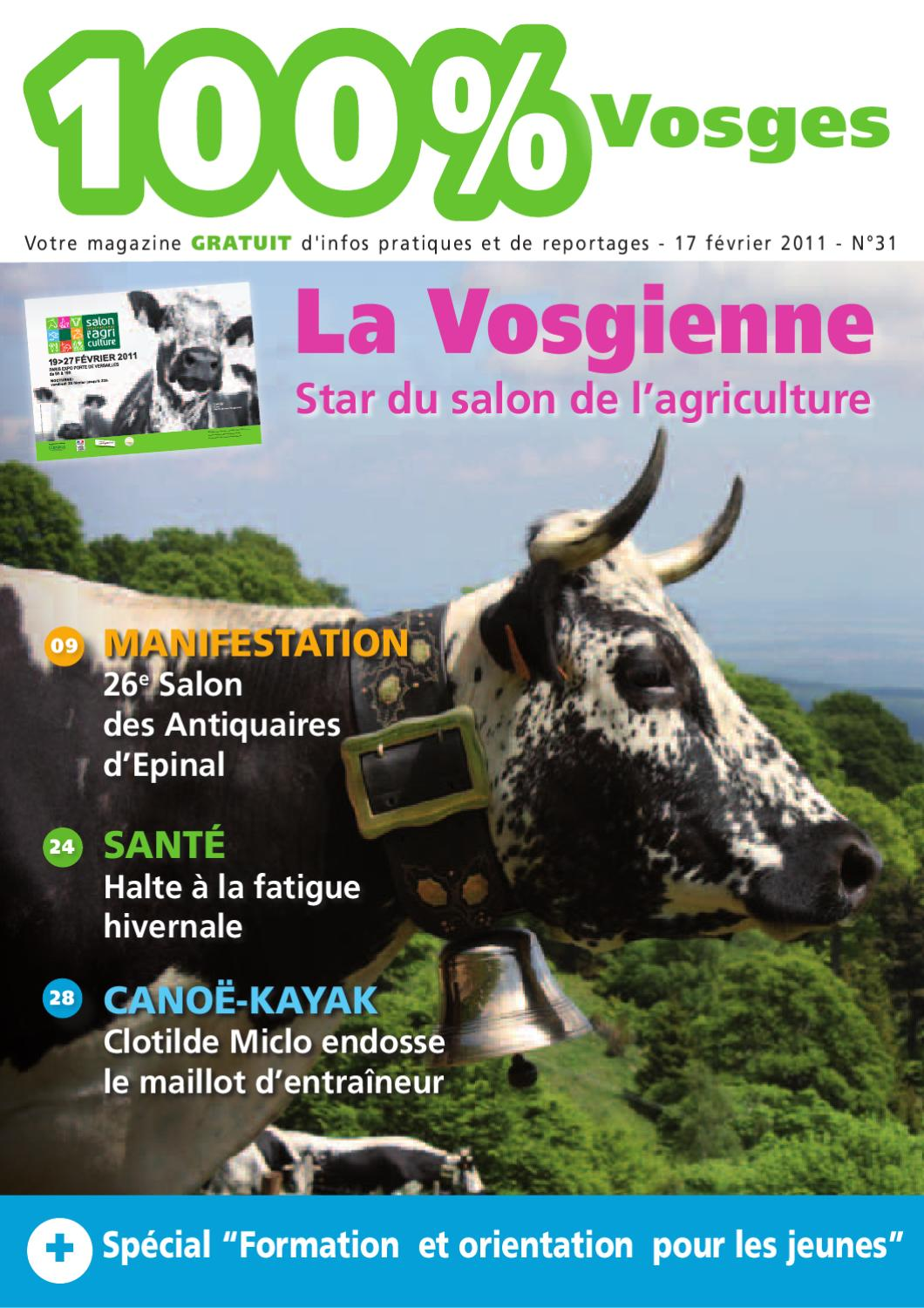 100 Vosges N 31 By Vega Communication Issuu