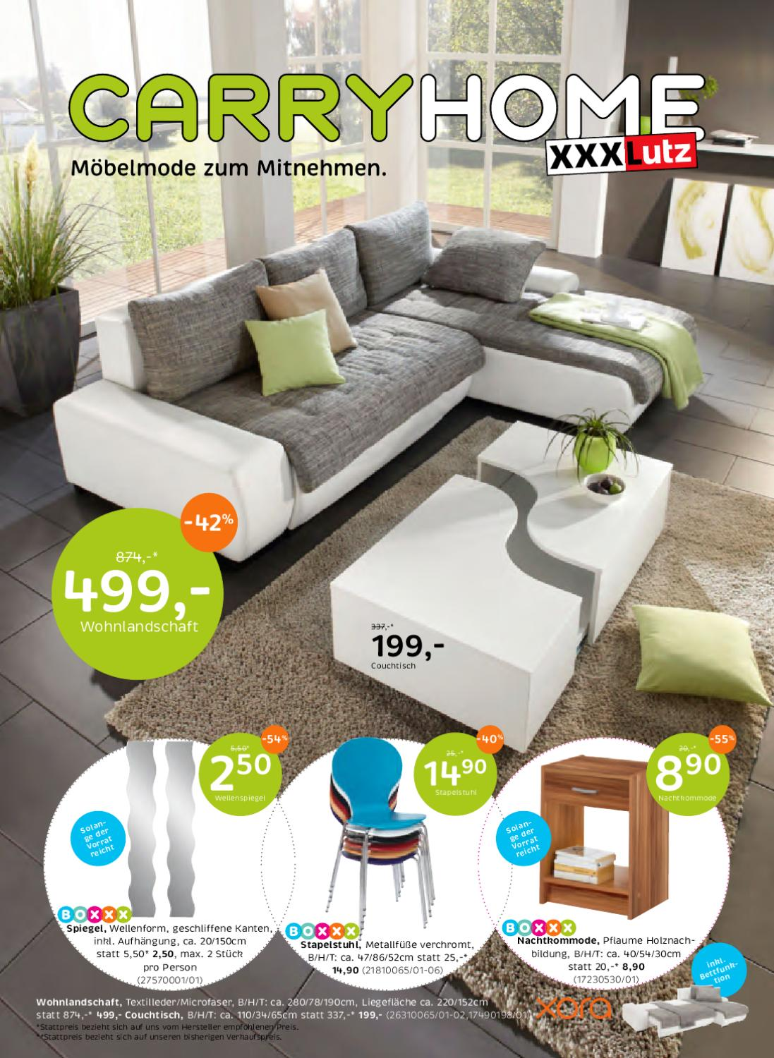 Carryhome Couchtisch Carryhome 29.01.-11.02.2012 By Aktionsfinder Gmbh - Issuu