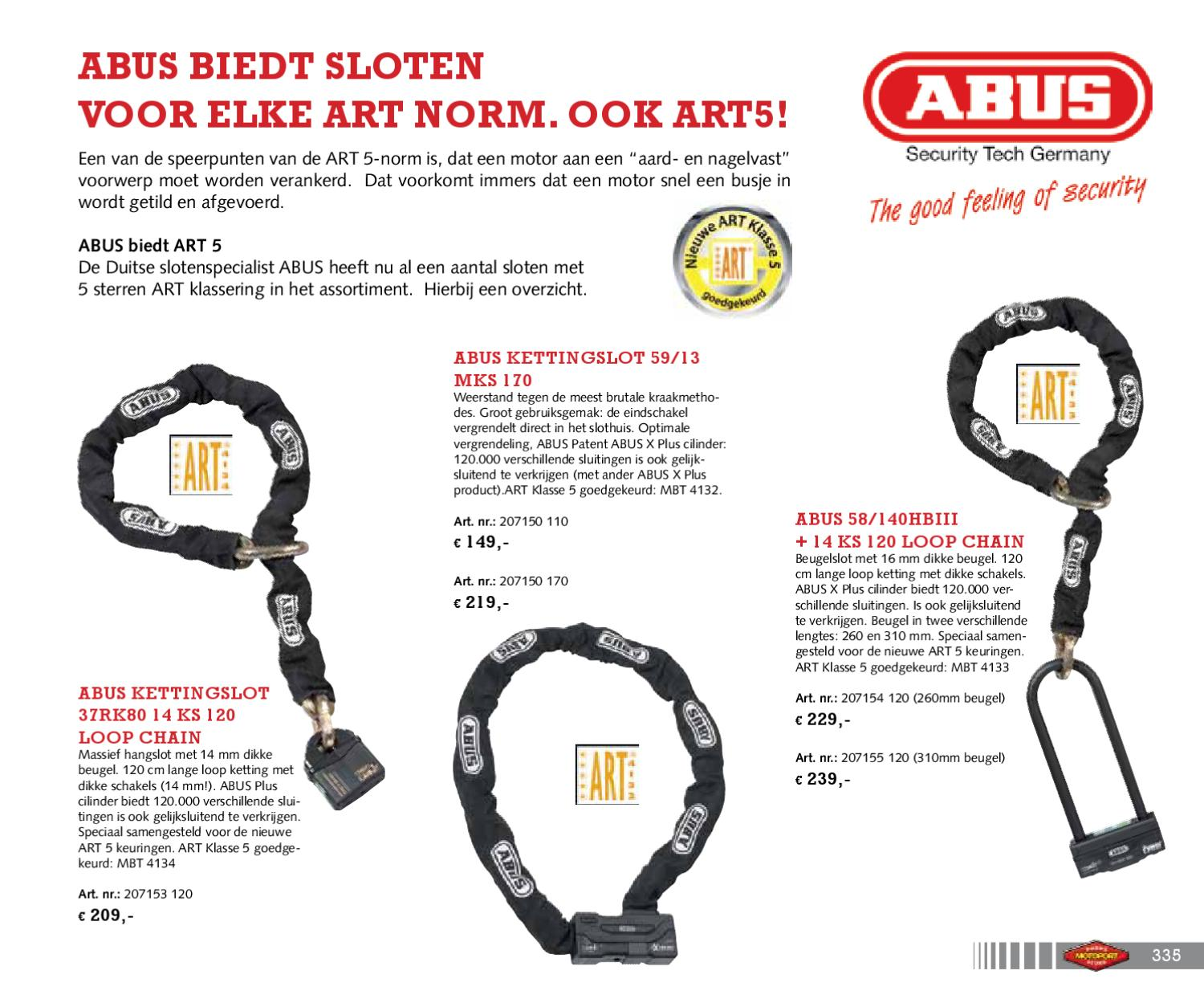 Art Slot 2 Sterren Motoport Catalogus 2012 2013