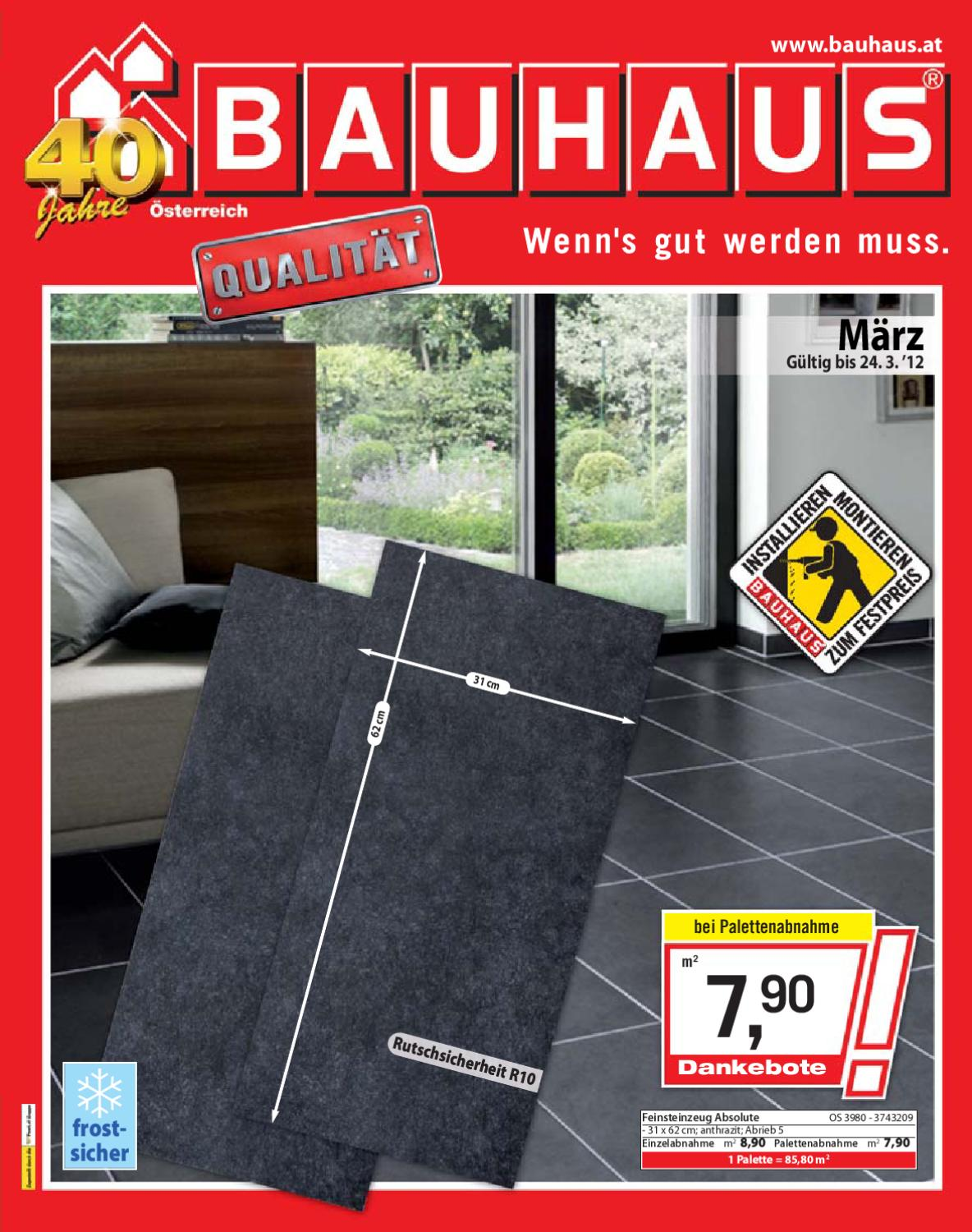 Wandfliese Natura Silk Bauhaus 27 02 25 03 12 By Aktionsfinder Gmbh Issuu
