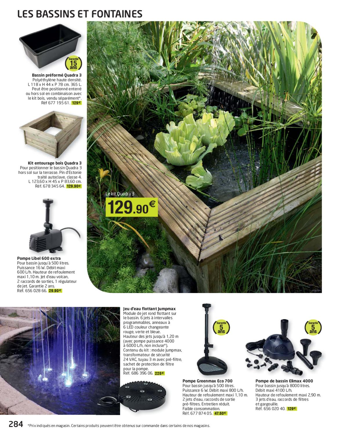 Catalogue Jardin Leroy Merlin By Marcel Issuu
