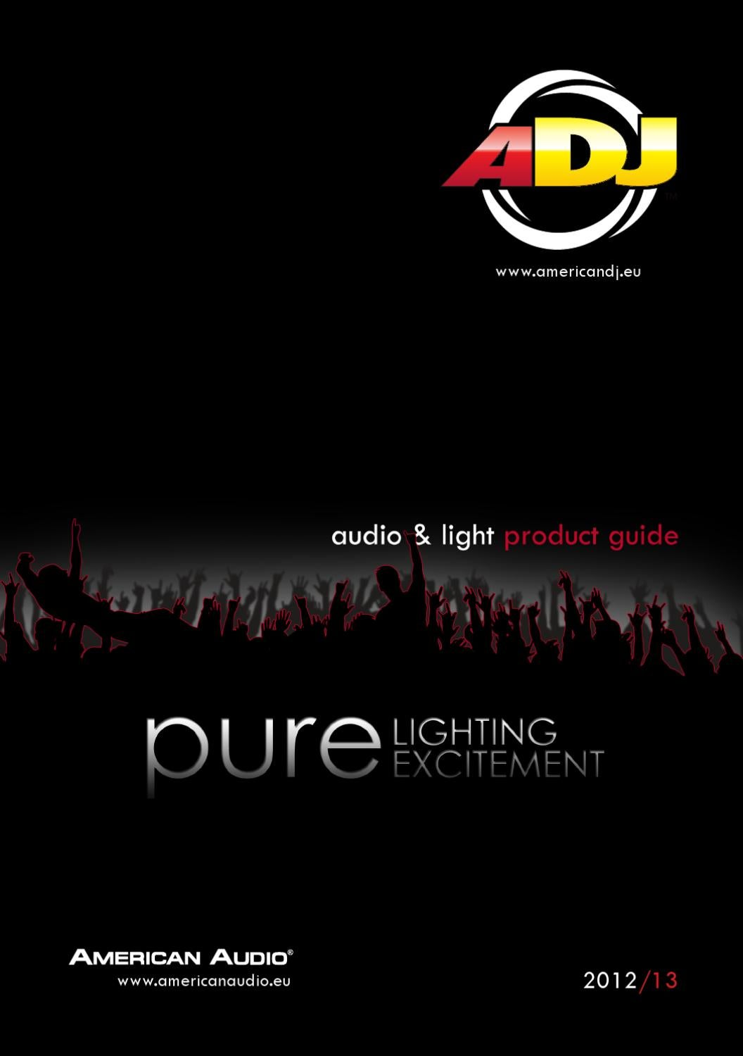 E27 Led Lamp Idual G100 Met Afstandsbediening 16w Adj Catalog 2012 13 By A D J Group Issuu
