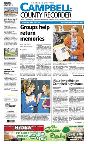 campbell-county-recorder-032212 by Enquirer Media - issuu