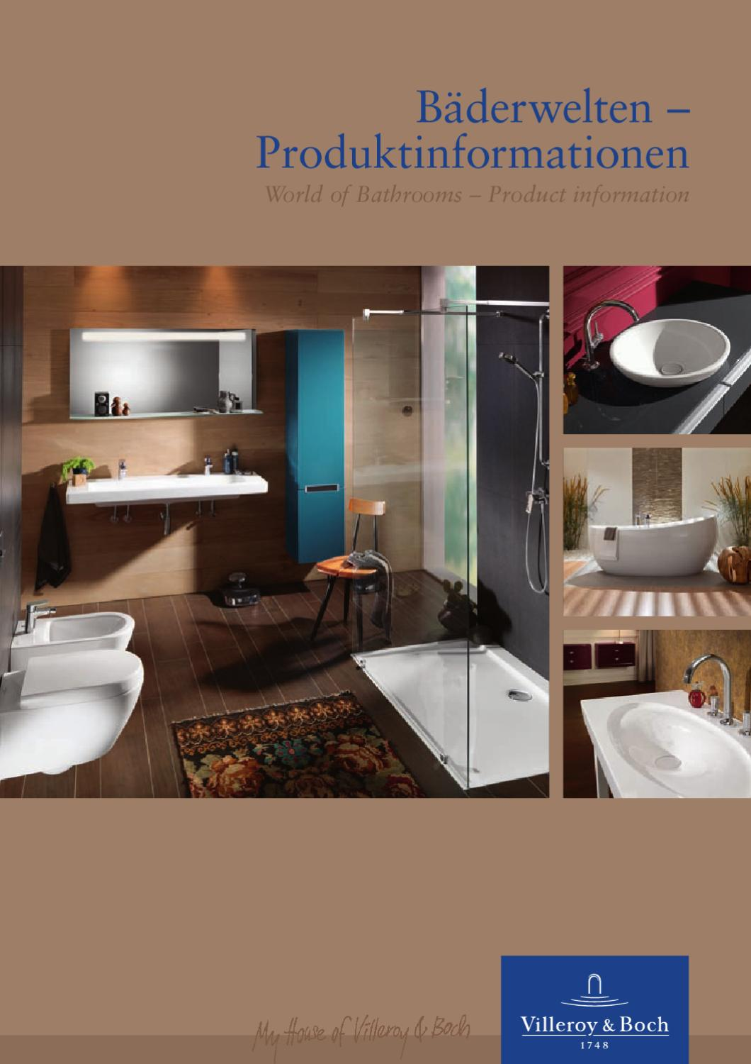 Doppelwaschtisch Mit Nur Einem Wasseranschluss World Of Bathrooms Product Information By Home Deluxe Issuu