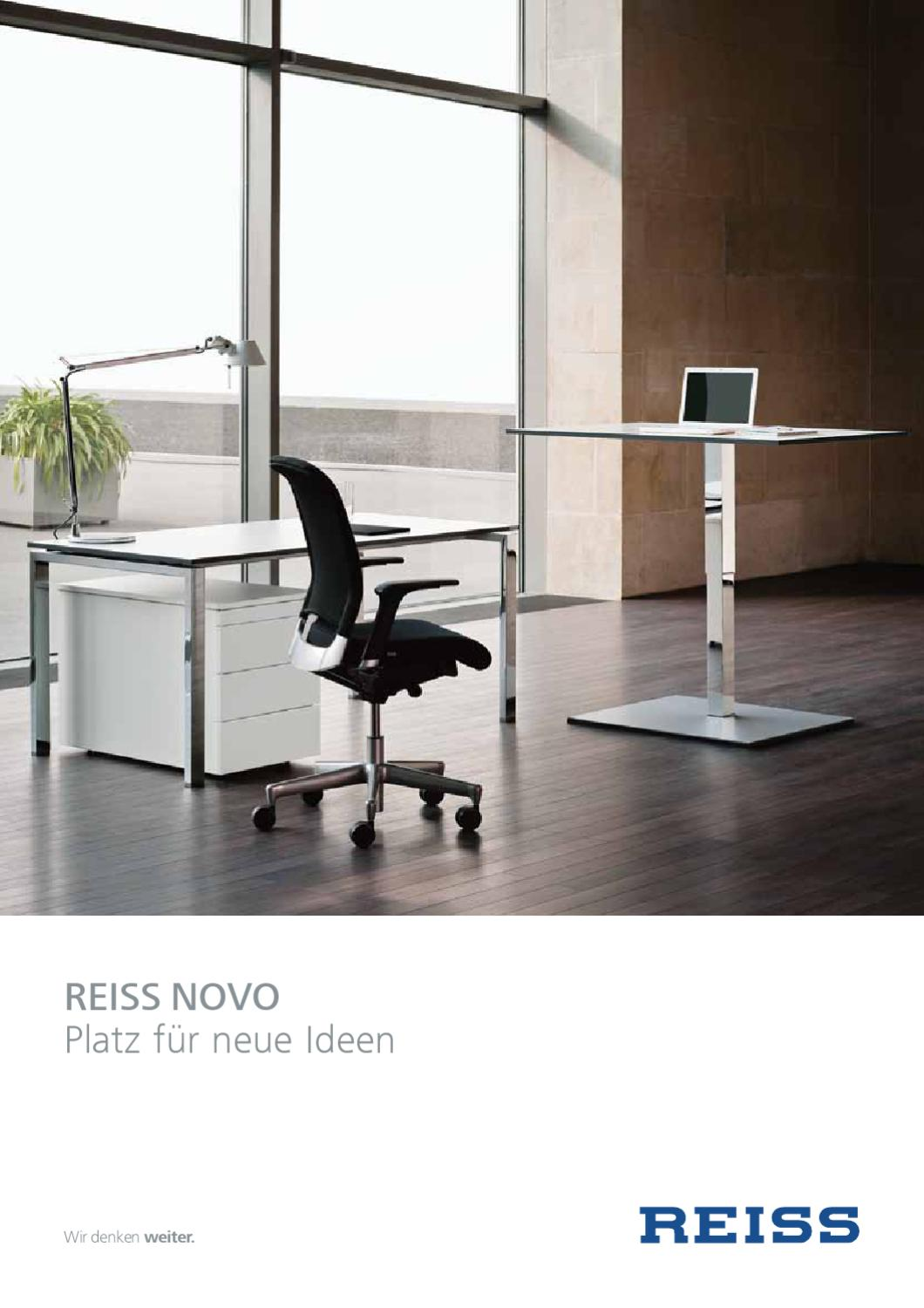 Büromöbel Reiss Reiss Novo By Reiss Büromöbel Gmbh Issuu