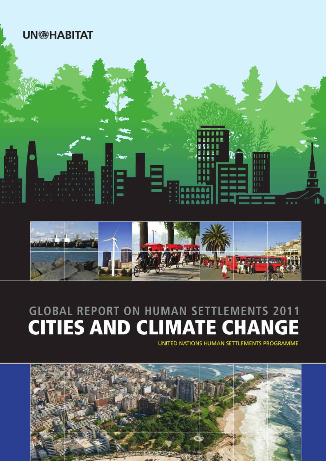 Habitat Outlet Hamburg Cities And Climate Change Global Report On Human Settlements 2011