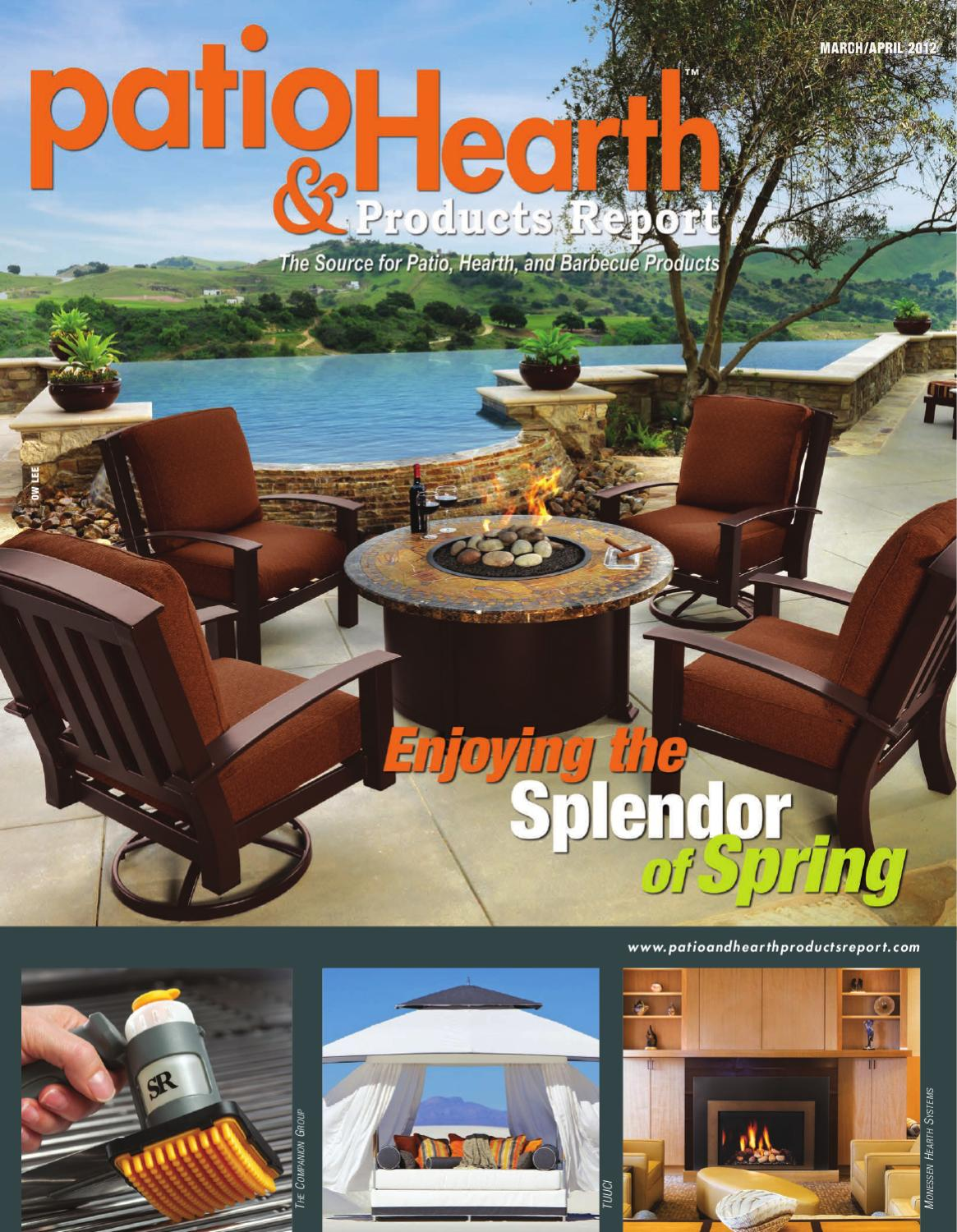 Outdoor Küche Broil King Patio And Hearth Products Report Mar Apr 2012