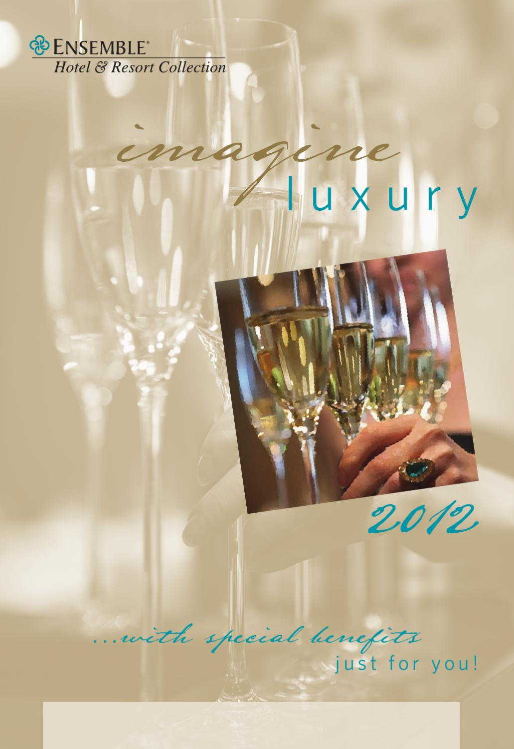 Ensemble Hotel Resort Collection 2012 Edition By Ensemble Travel Issuu