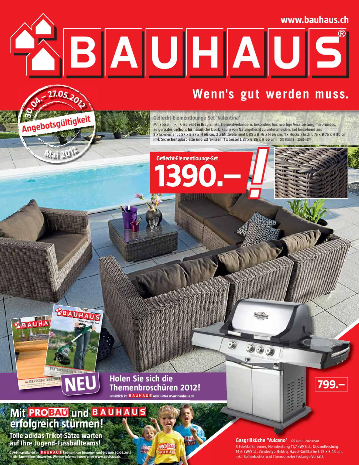 Bauhaus Parkett Bauhaus By Factum Ag Issuu