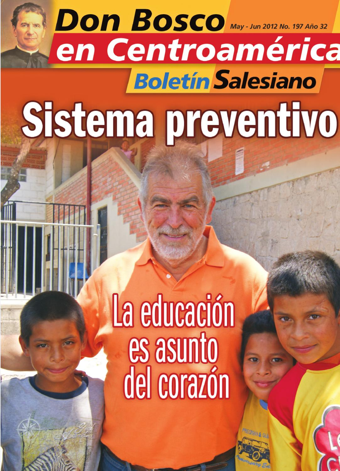 Libros De Don Bosco Boletin Salesiano 197 By Boletin Salesiano Bscam Issuu