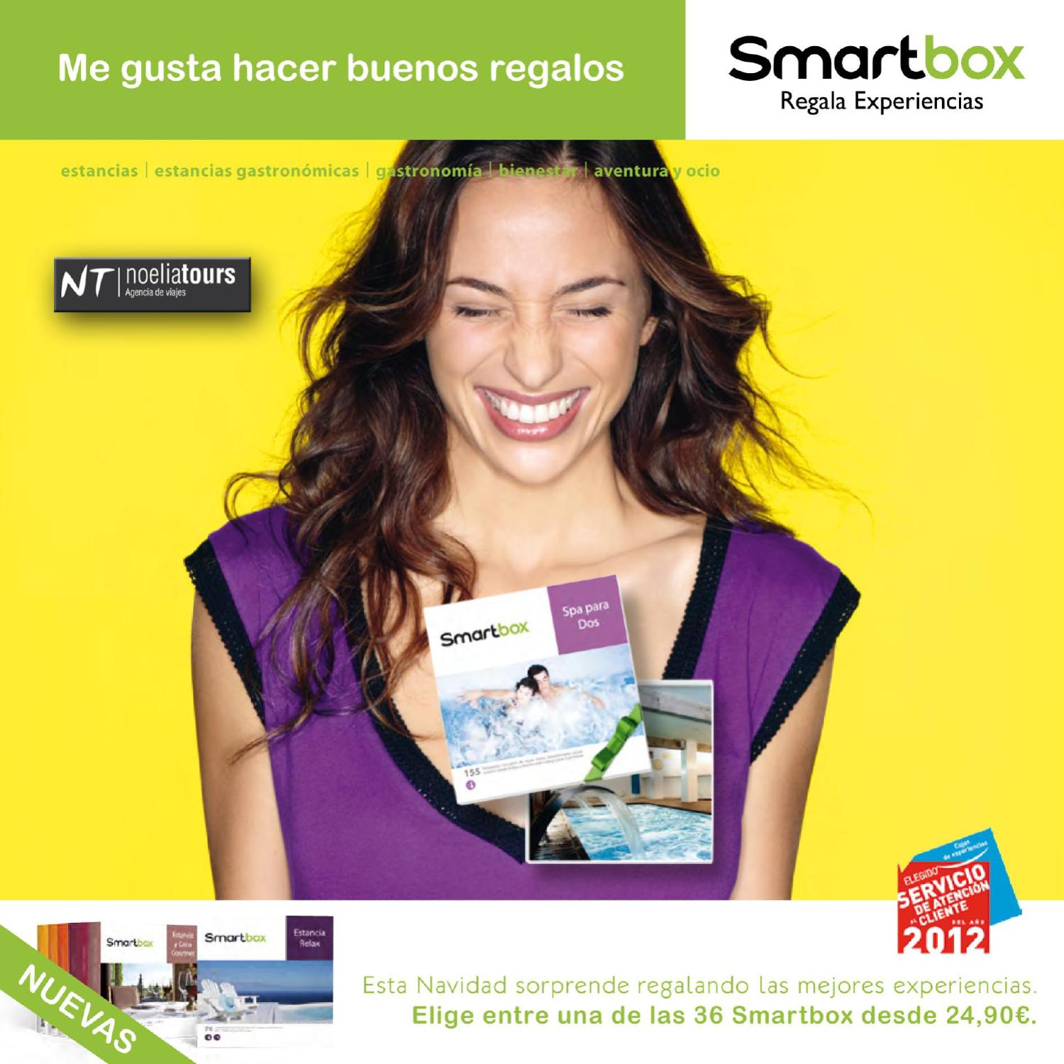 Smartbox Cocinas Del Mundo Viajes Para Regalar Smartbox By Noelia Tours Issuu