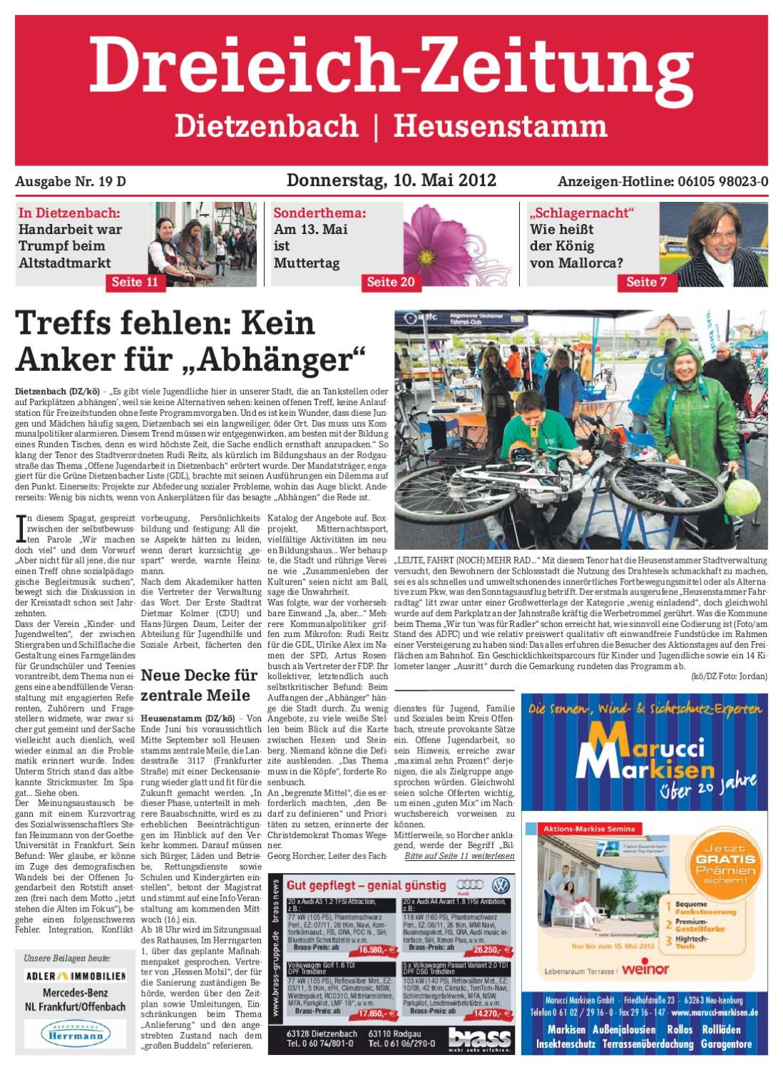Dz Online 019 D By Dreieich Zeitung Offenbach Journal Issuu