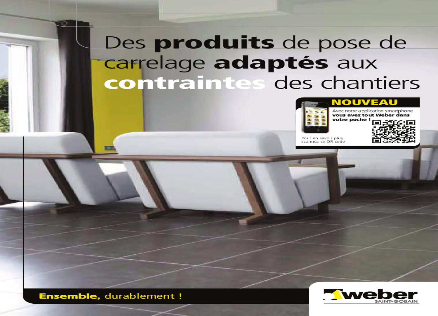 Nettoyant Facade Weber Fr Chapitre Pdc Guide2012 By Weber Issuu
