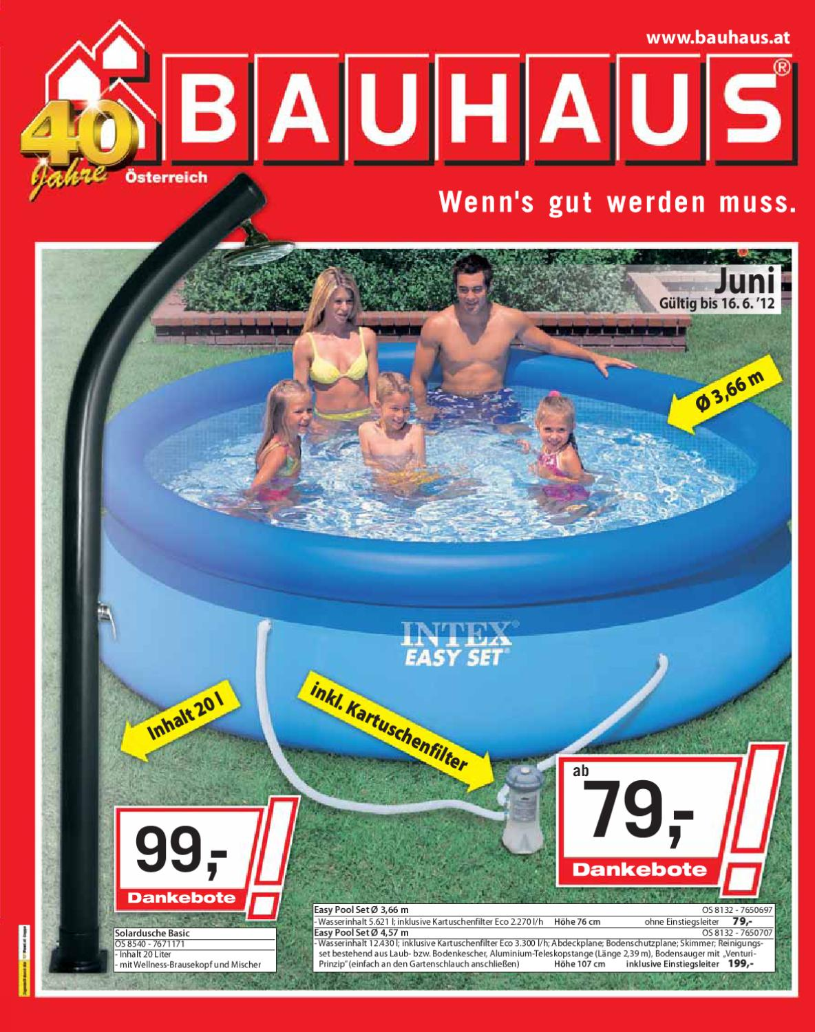 Pool Bodensauger Whaly Bauhaus 21 05 16 06 By Aktionsfinder Gmbh Issuu