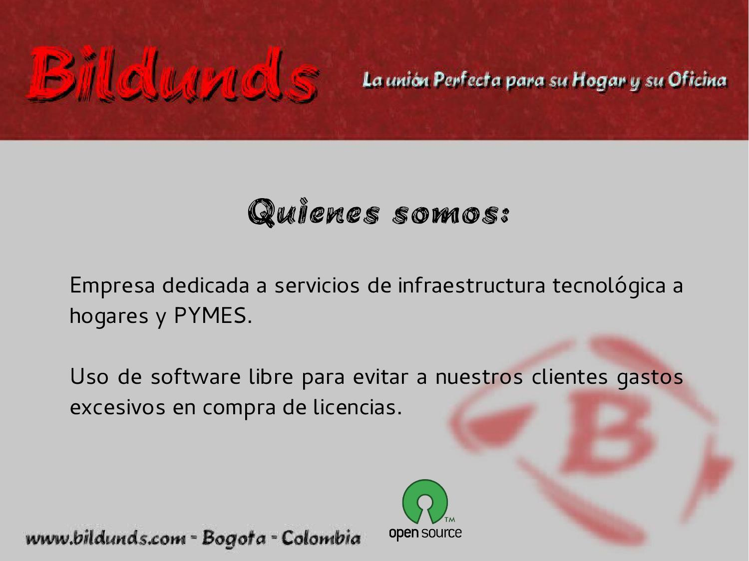 Software Libre Crm Quienes Somos By Ricardo Ariza Issuu