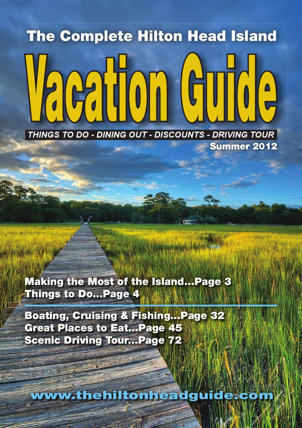 Pino's Vino E Cucina Zomato Vacation Guide By Hilton Head Monthly Issuu