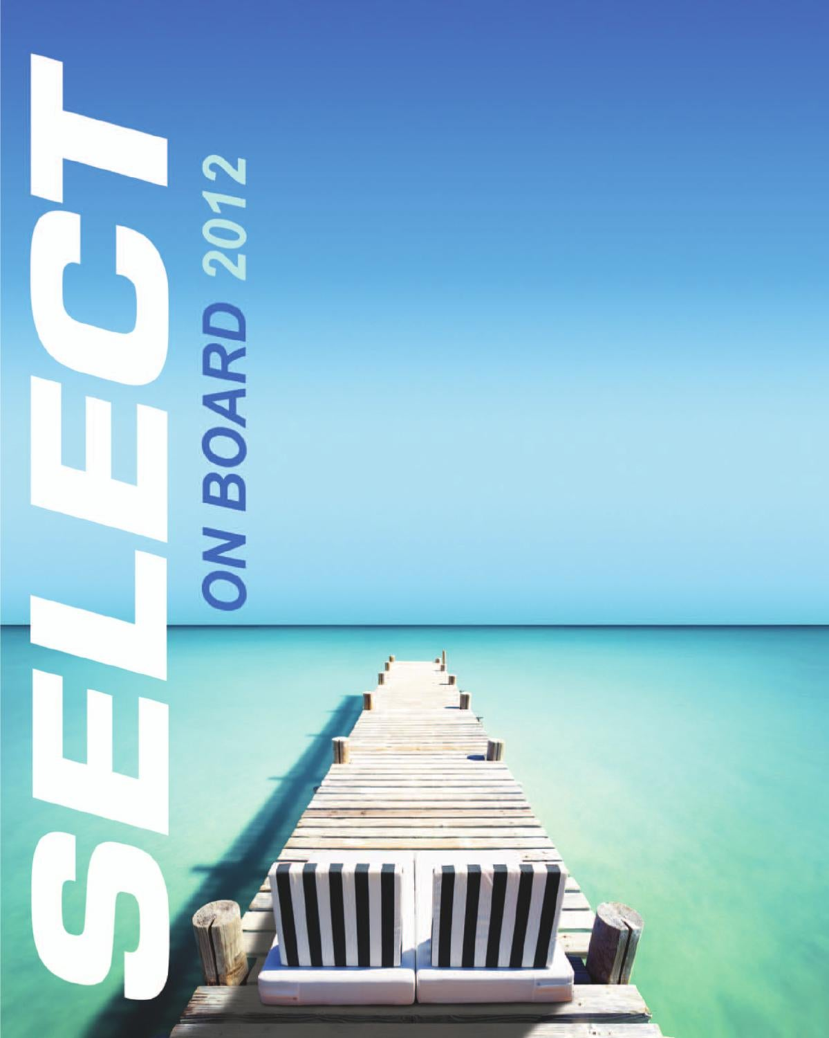 Le Bon Litier Nice Select On Board 2012 By Select Magazine Issuu